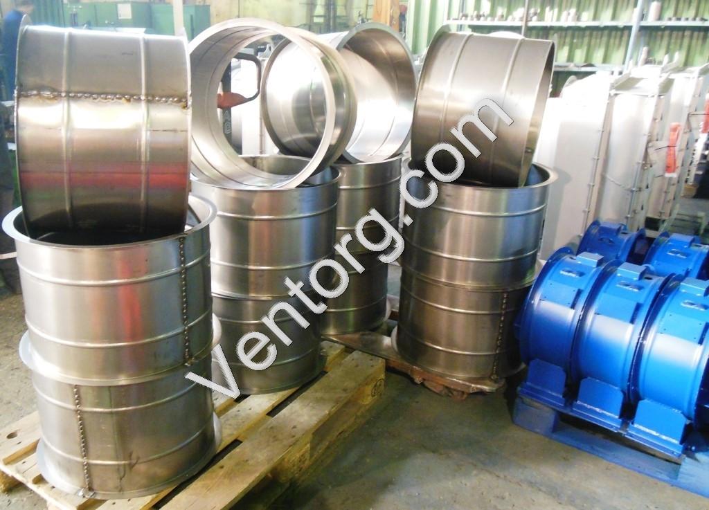 продажа вентилятора подпора ВО 30-160-7,1