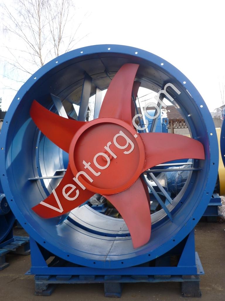 производство осевого вентилятора ВО 14-320-4