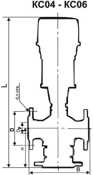 Термомайзер Р-8.Т клапан КС 04 КС 05 КС 06