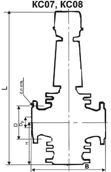 Термомайзер Р-8.Т клапан КС 07 КС 08