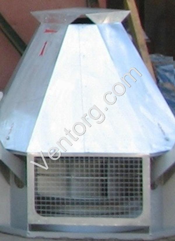 ВКРС-9 вентилятор