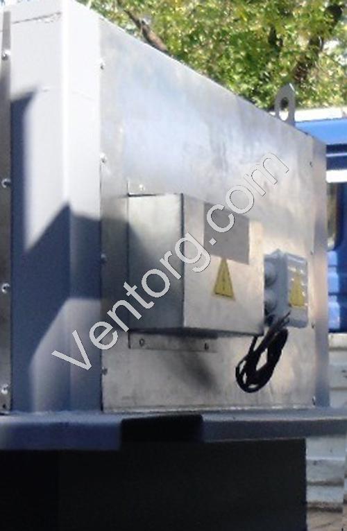 Вентиляторы крышные центробежные ВКРС-10 цена