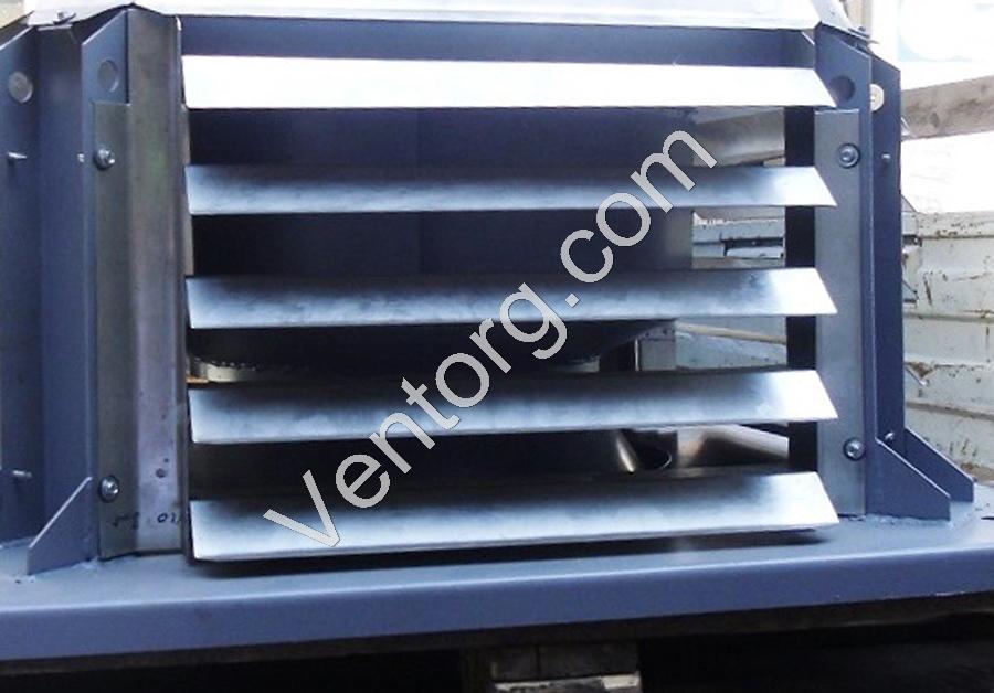 Вентиляторы крышные центробежные ВКРС-10