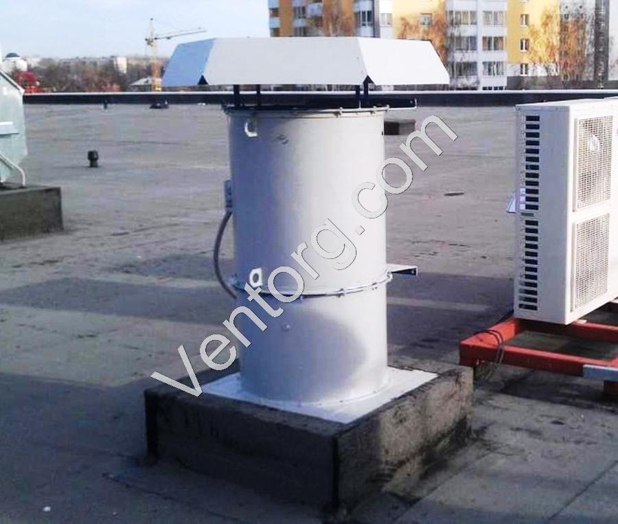 Вентиляторы пожарные ВКОП 30-160-6,3 цена