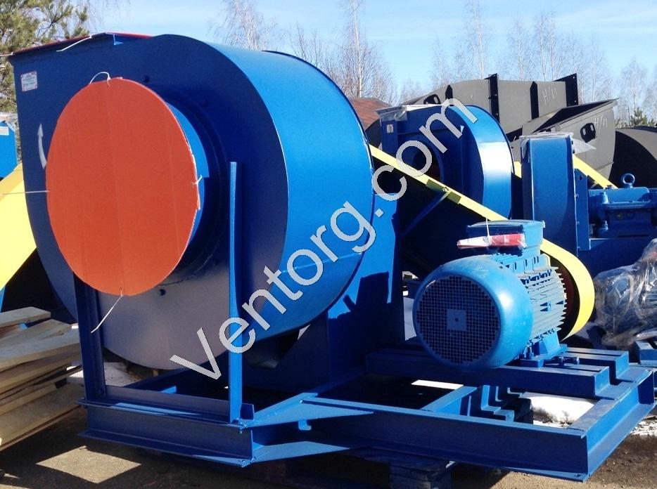 Вентиляторы центробежные пылевые ВР 140-40-8 продажа