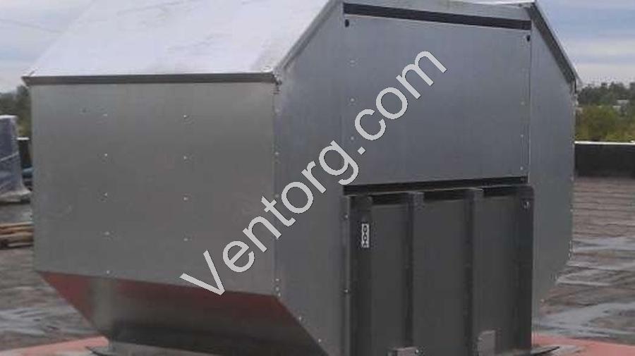 Вентилятор ВКРВ-3,55 цена