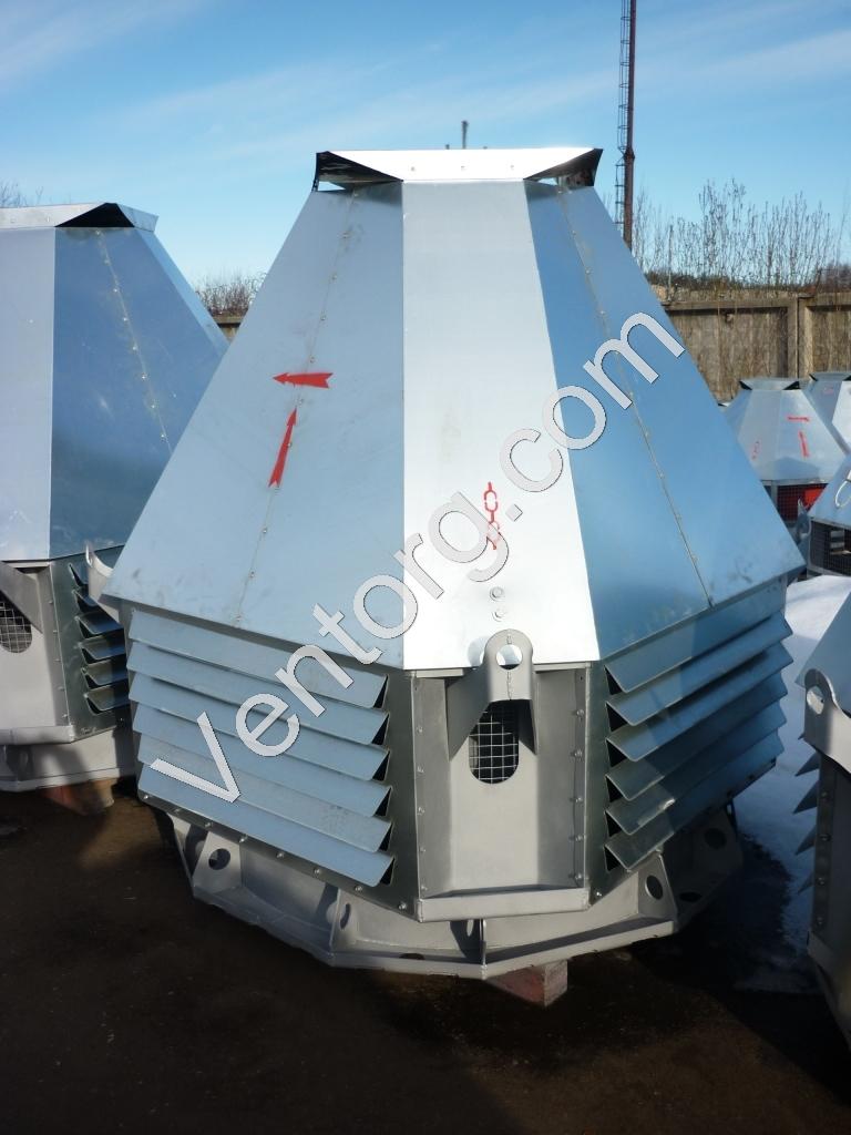 Вентилятор ВКРм-12,5 производство