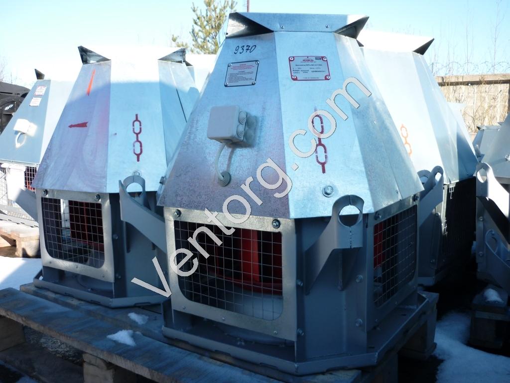Вентилятор ВКР-12,5 доставка