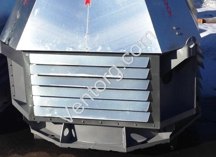 Вентилятор ВКР-3,15 цена