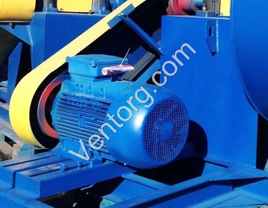 Вентилятор ВР 140-40-3,15 производство