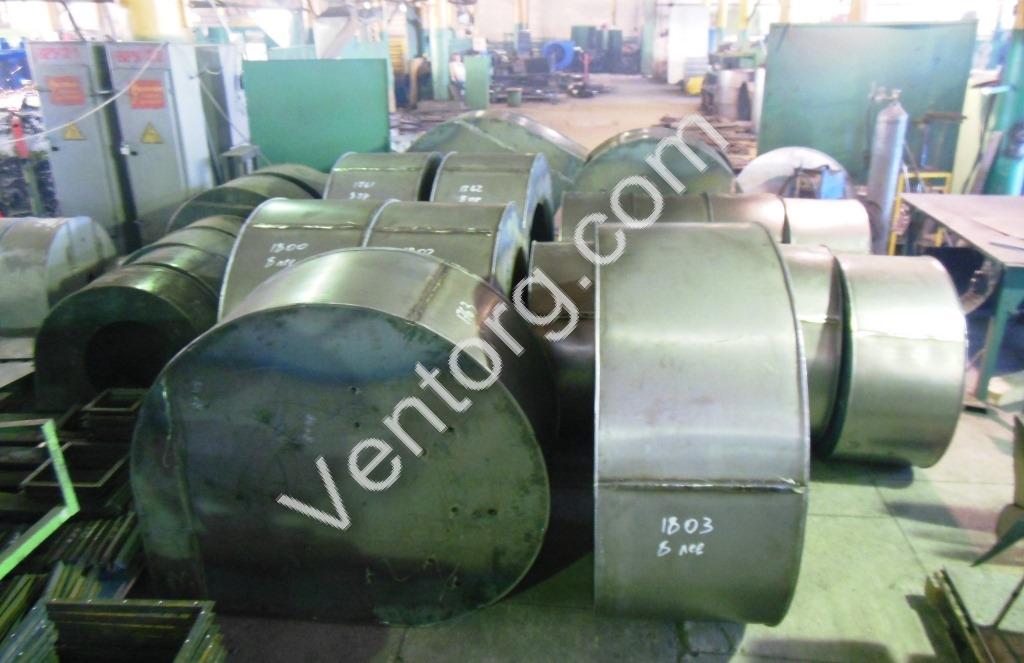Вентилятор ВР 140-40-3,15