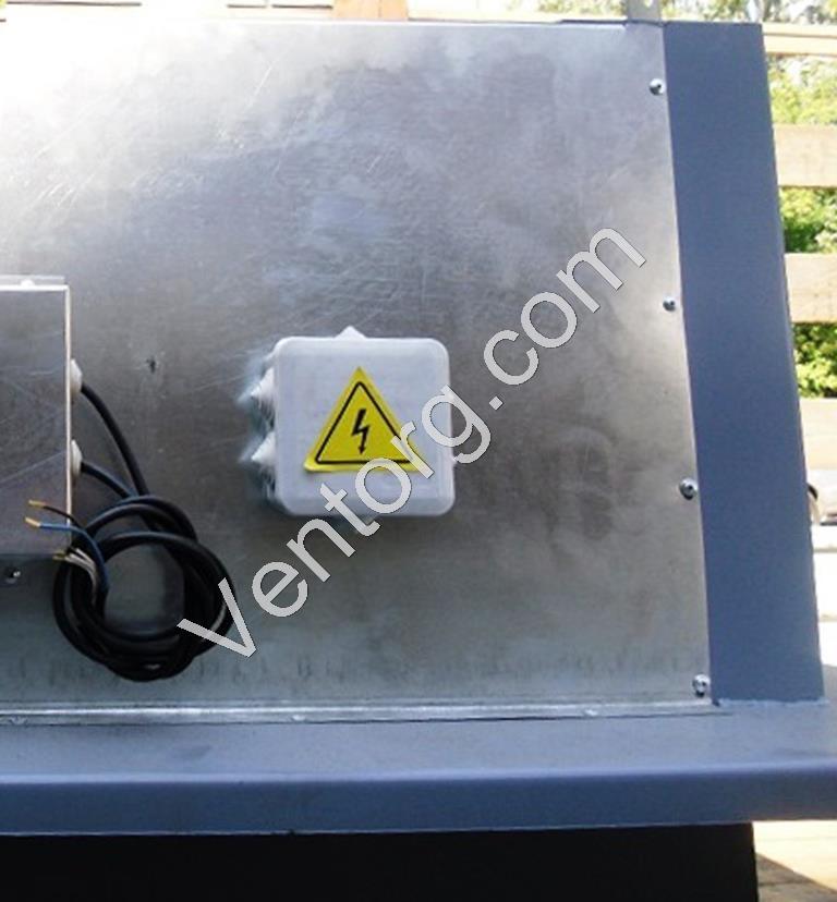 Вентилятор крышный ВКРС-11,2 купить