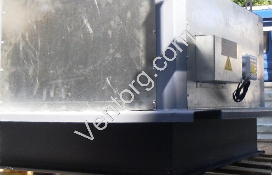 Вентилятор крышный ВКРС-11,2