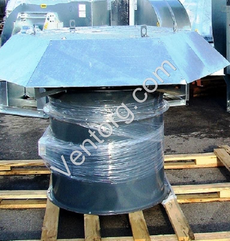 Вентилятор крышный осевой ВКОП 25-188-9 продажа