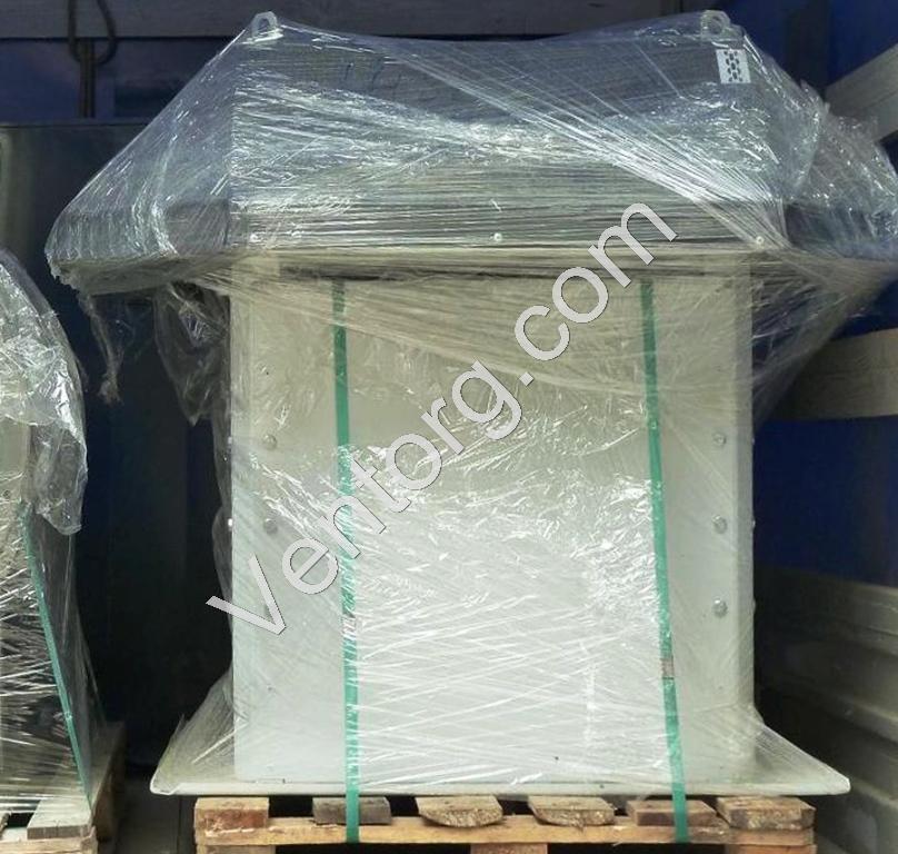 Вентилятор крышный осевой ВКОП 25-188-9
