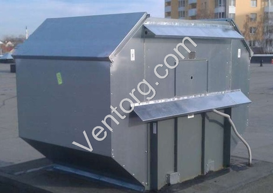Вентилятор на крышу ВКРВ-9 продажа
