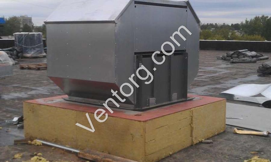 Вентилятор на крышу ВКРВ-9