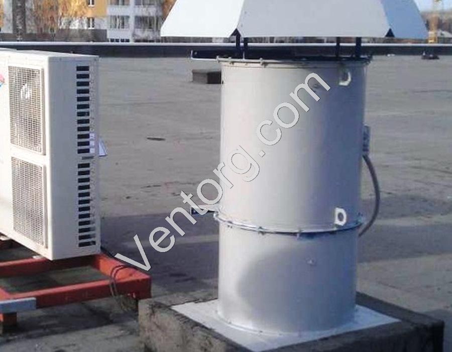 Вентилятор подпора крышный ВКОП 25-188-11,2 купить