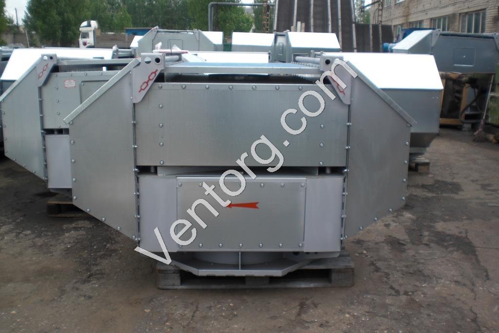Вытяжной крышный вентилятор ВКРВ-8 доставка