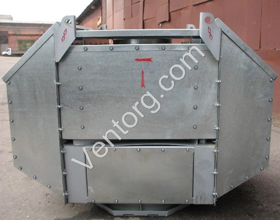 Вытяжной крышный вентилятор ВКРВ-8