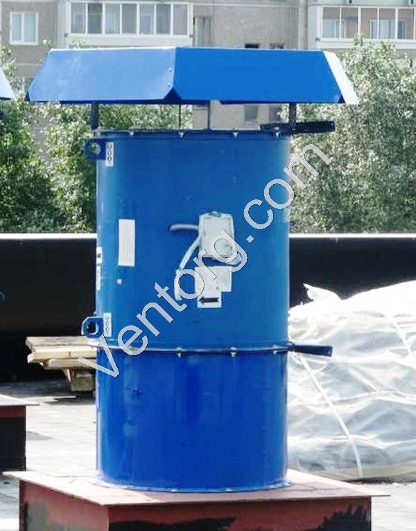 Завод крышных вентиляторов подпора ВКОП 30-160-9