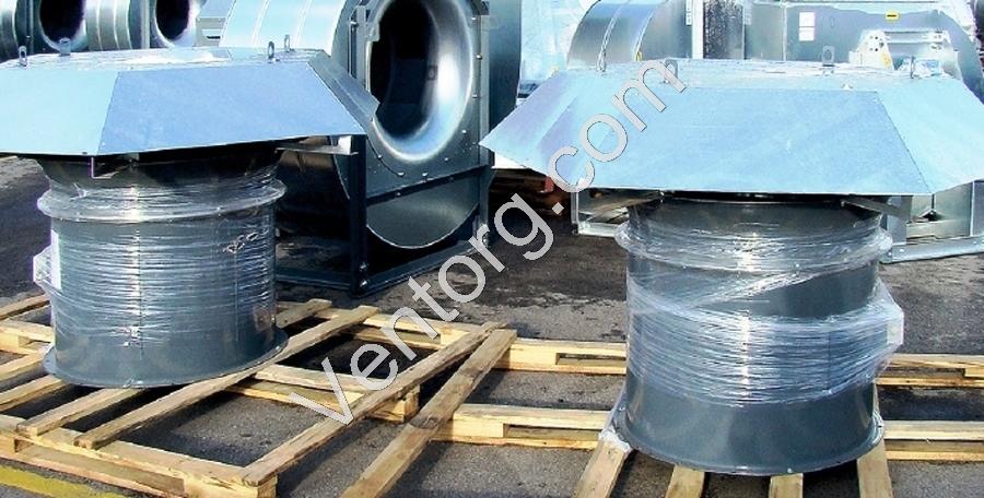 Кровельный вентилятор ВКОП 25-188-10 доставка