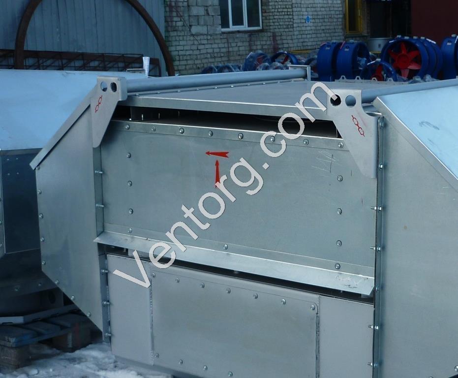 Купить вентилятор крышный радиальный ВКРВ-11,2