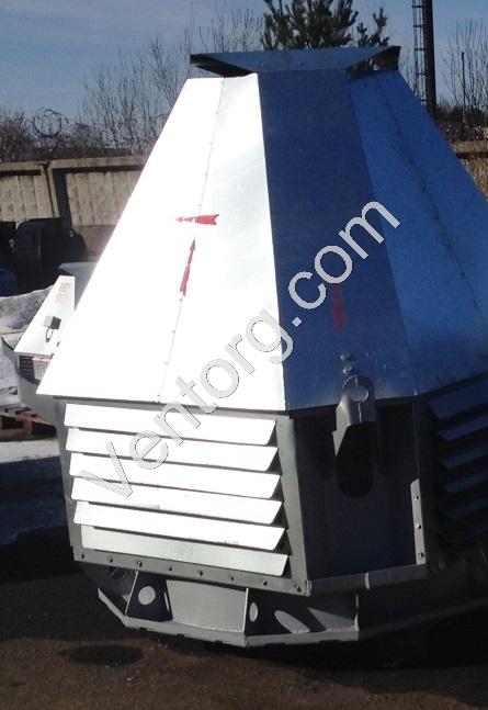 Купить крышный вентилятор ВКР-8