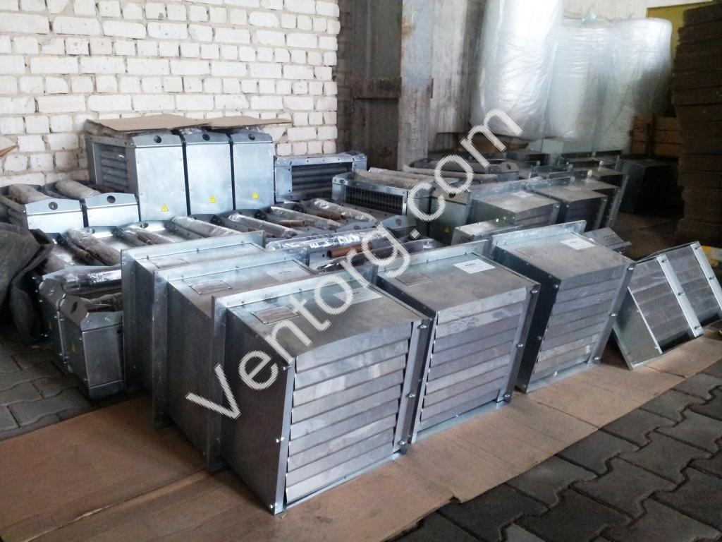 Осевые вентиляторы для вытяжки ВО-5,6