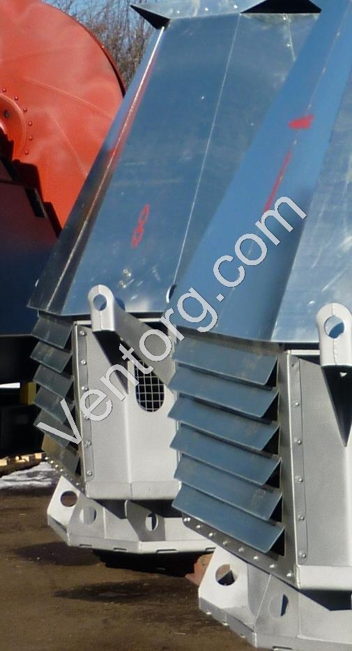 Поставки вентиляторов ВКРС-7,1