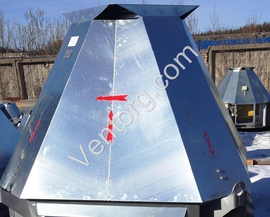 Производство вентиляторов ВКРС-4,5