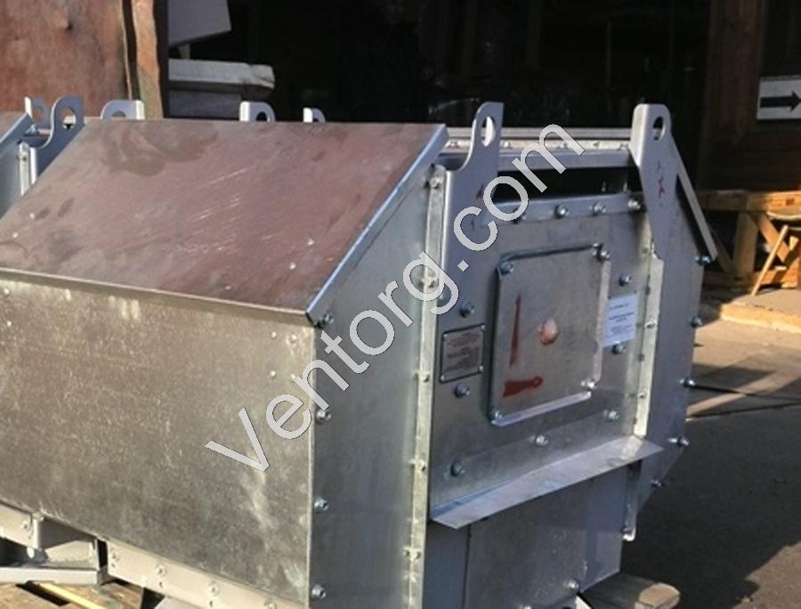 Производство крышных вентиляторов ВКРВ-5,6