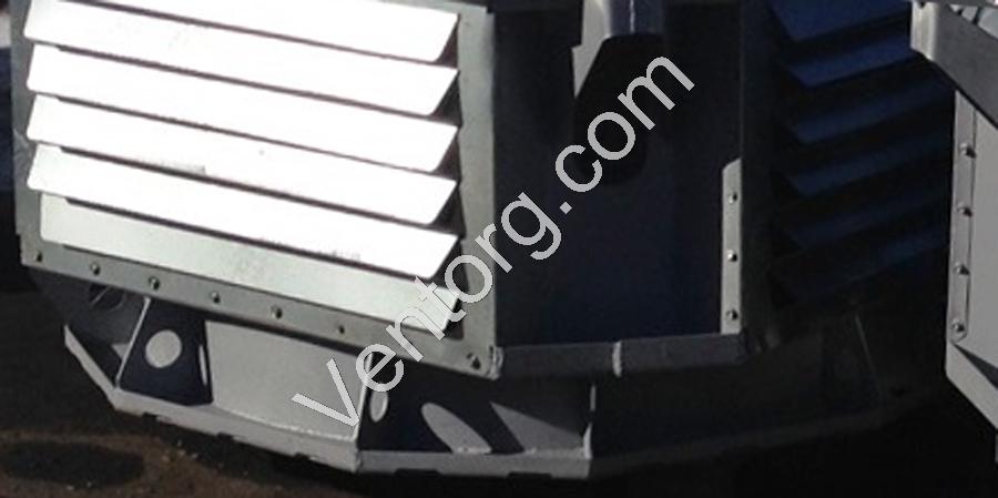 Произвоство крышных вентиляторов ВКРС-6,3