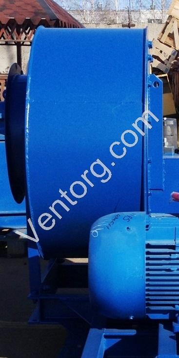 Промышленные пылевые вентиляторы ВР 140-40-12,5 купить