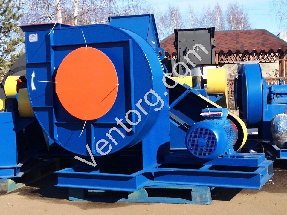 Промышленные пылевые вентиляторы ВР 140-40-12,5