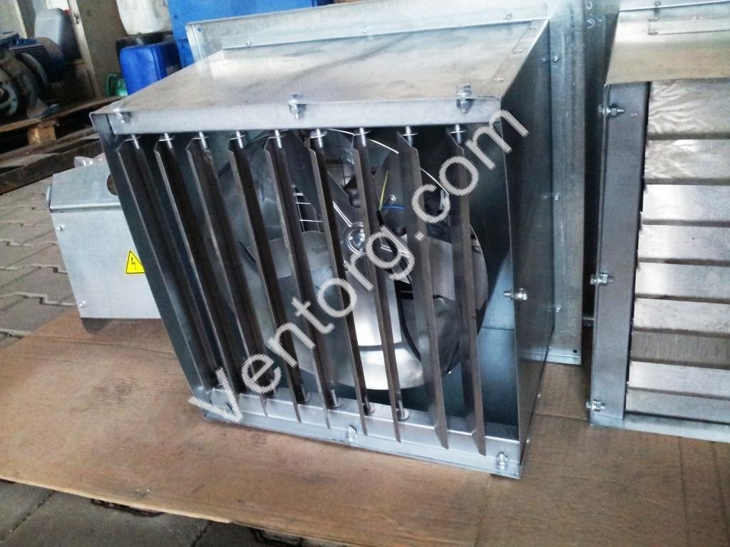Форточный вентилятор ВО-3,15 купить