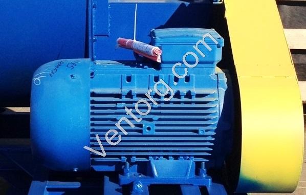 Центробежные пылевые вентиляторы ВР 140-40-10 доставка
