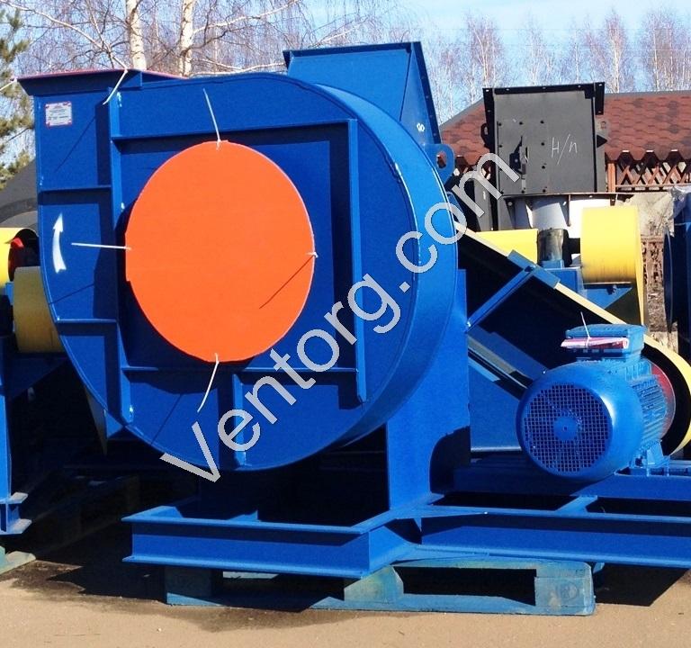 Центробежные пылевые вентиляторы ВР 140-40-10