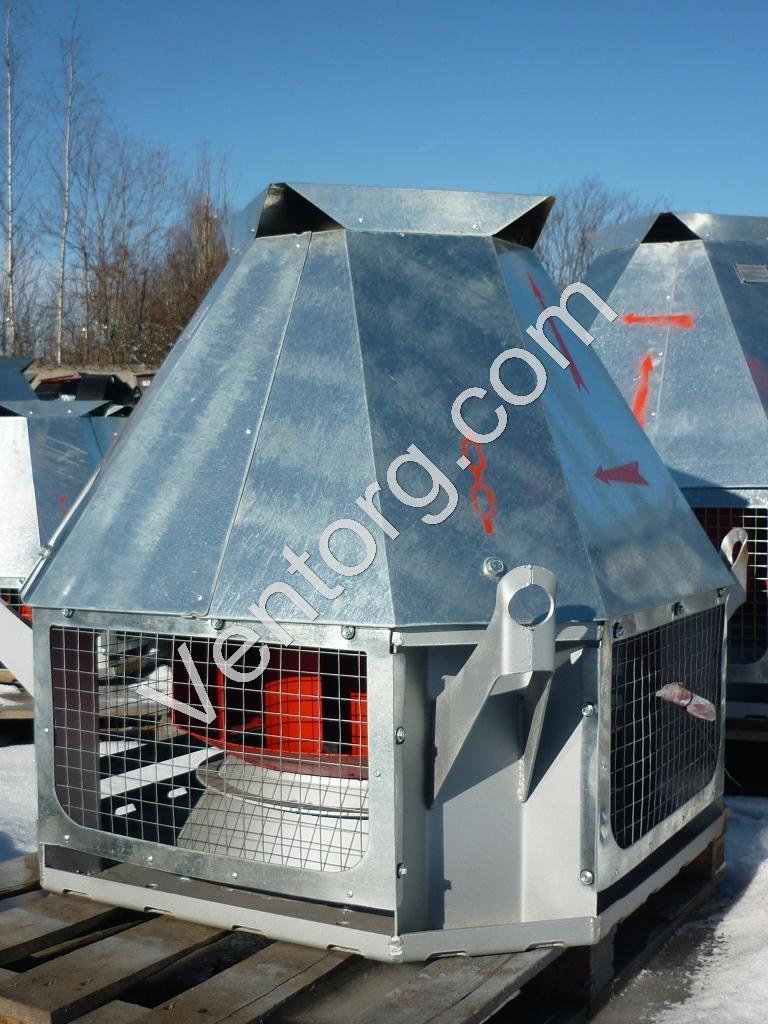 крышный вентилятор ВКР-8