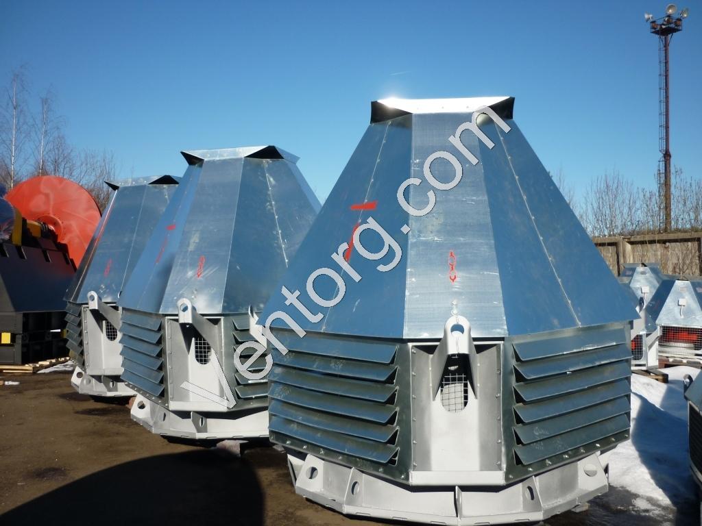 продажа вентилятора крышного ВКР-5