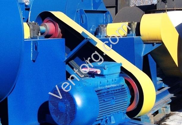 пылевые вентиляторы ВР 140-40-4