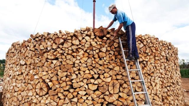 Твердотопливные котлы на дровах