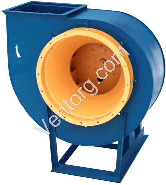 ВР 86-77-9 вентилятор радиальный с электродвигателем