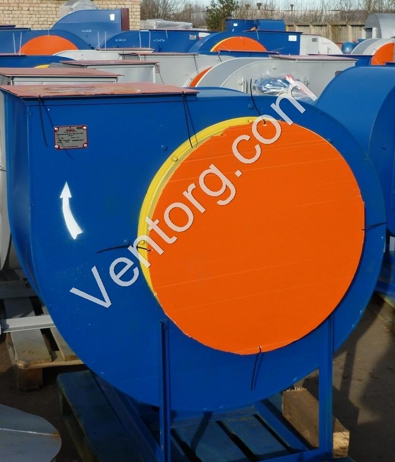 ВР 86-77-4,5 вентилятор радиальный взрывозащищенный