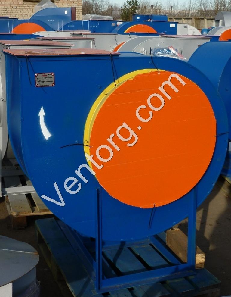 Производство вентиляторов ВР 86-77-5 во взрывозащищенном и других исполнениях
