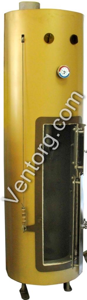 КВр-40 продажа котлов длительного горения на твердом топливе