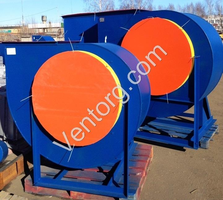 ВЦ 4-75-5 коррозионностойкий вентилятор