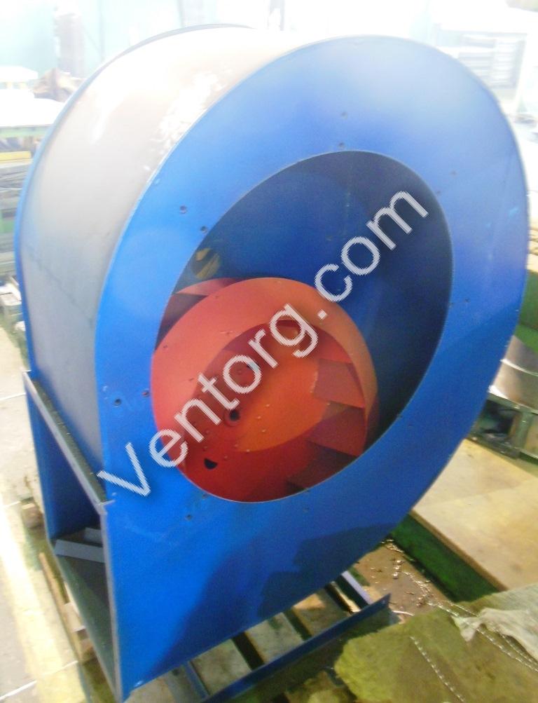 ВЦ 4-75-9 центробежные вентиляторы для вытяжки