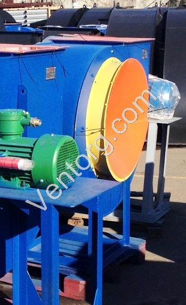 Вентиляторы пылевые радиальные ВЦП 7-40-6,3 купить