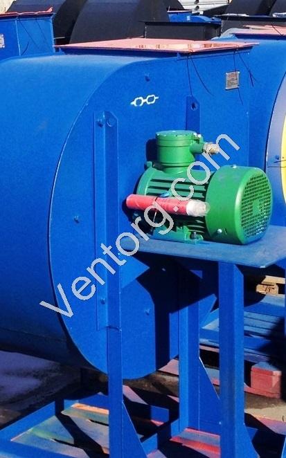 Вентилятор ВЦП 7-40-8 производство